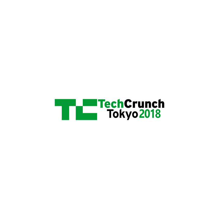 We are exhibiting at JETRO booth in TechCrunch Tokyo 2018