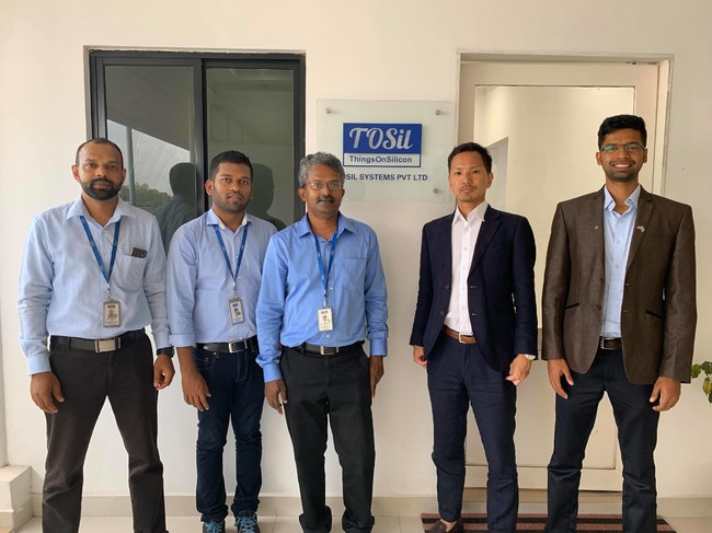 Spiral with our development partner in India has been selected the subsidy of promotion for ASIA digital transformation by Japanese government, in August 2020.